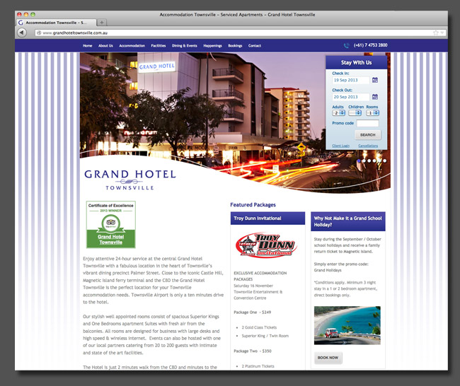 web Grand Hotel Townsville