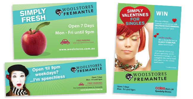 strategic marketing Woolstores